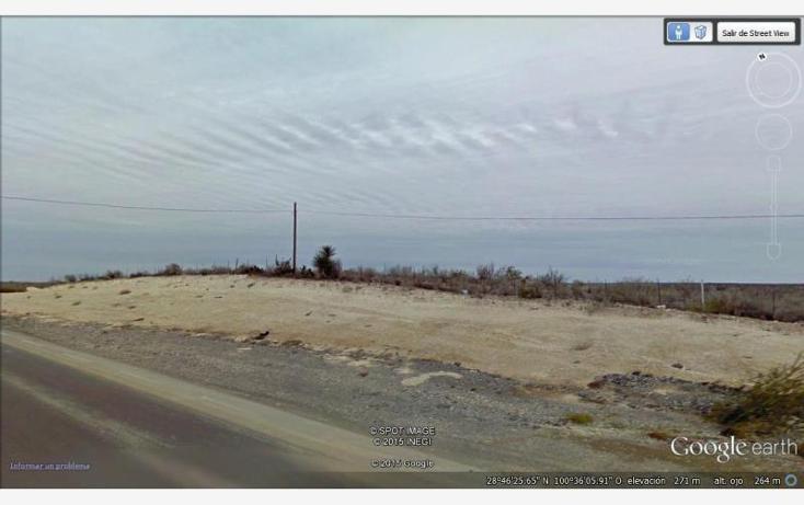 Foto de terreno habitacional en venta en carretea acuña , el centinela, piedras negras, coahuila de zaragoza, 2664446 No. 04