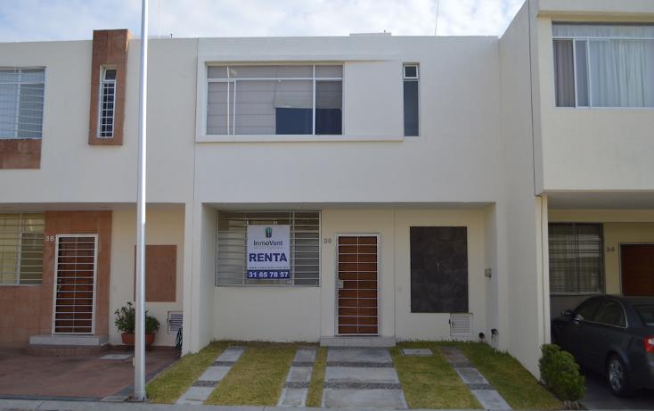 Foto de casa en condominio en renta en  , el centinela, zapopan, jalisco, 1249893 No. 01