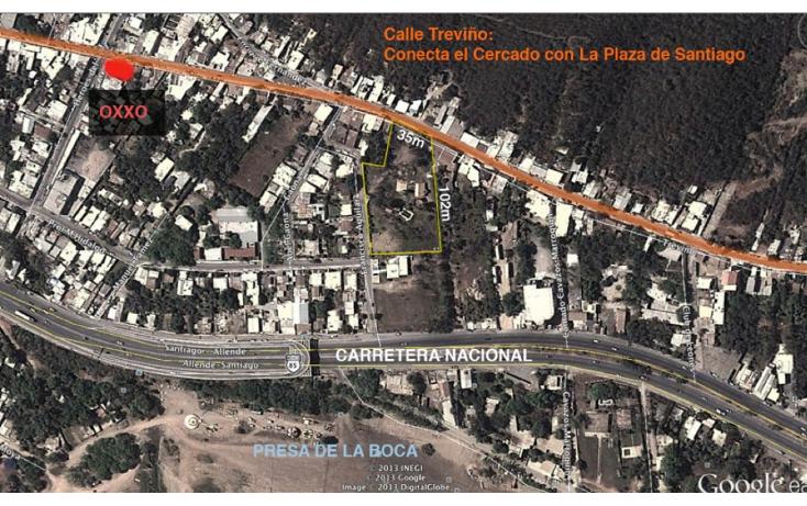Foto de terreno comercial en renta en  , el cercado centro, santiago, nuevo le?n, 1149195 No. 03