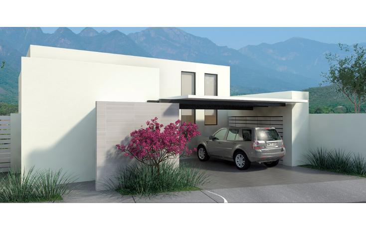 Foto de casa en venta en  , el cercado centro, santiago, nuevo león, 1268985 No. 01