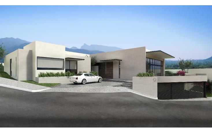 Foto de casa en venta en  , el cercado centro, santiago, nuevo león, 1268985 No. 07