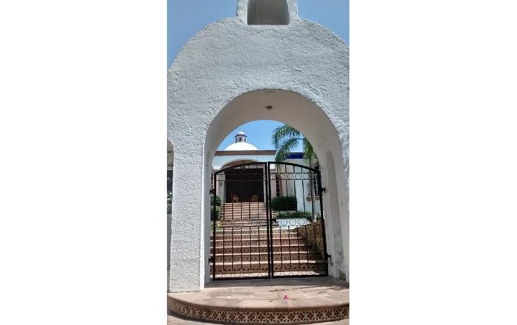 Foto de casa en venta en  , el cercado centro, santiago, nuevo león, 1370745 No. 01