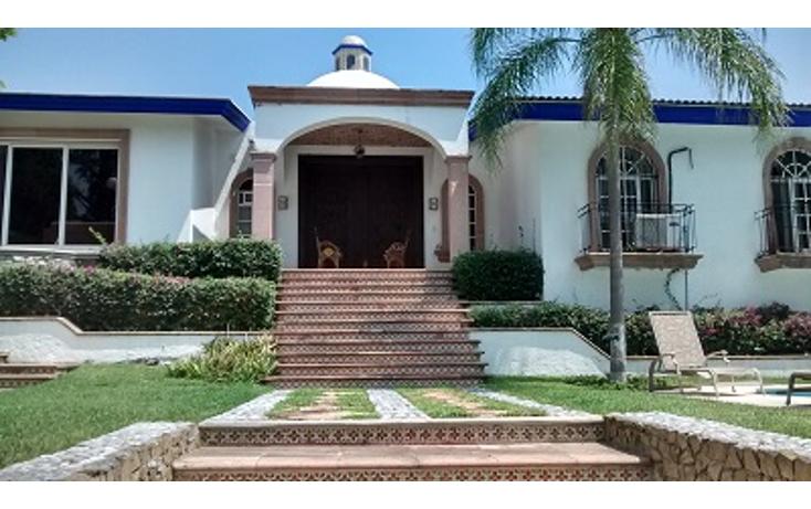 Foto de casa en venta en  , el cercado centro, santiago, nuevo león, 1370745 No. 02