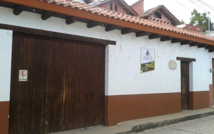 Foto de casa en venta en, el cerrillo, san cristóbal de las casas, chiapas, 1834660 no 01