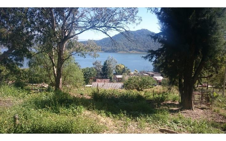 Foto de terreno habitacional en venta en el cerrillo s/n , valle de bravo, valle de bravo, méxico, 1698102 No. 01
