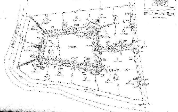 Foto de terreno habitacional en venta en  , el cerrito, allende, nuevo león, 1164703 No. 02