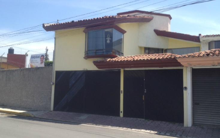Foto de casa en venta en  , el cerrito, puebla, puebla, 1106957 No. 01