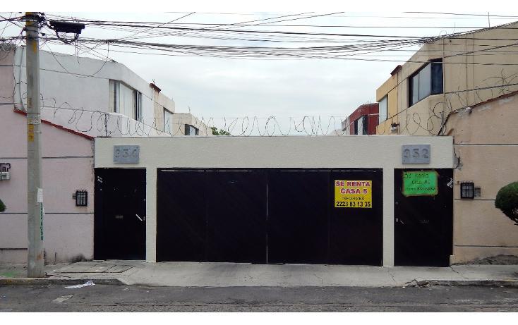 Foto de casa en renta en  , el cerrito, puebla, puebla, 1972036 No. 01