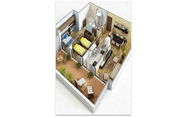 Foto de terreno habitacional en venta en  , el cerrito, puebla, puebla, 583848 No. 03