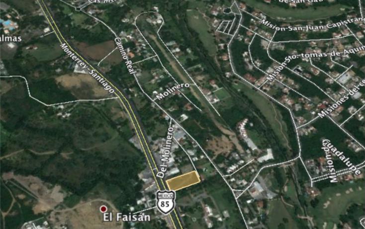 Foto de terreno comercial en renta en, el cerrito, santiago, nuevo león, 1407891 no 01
