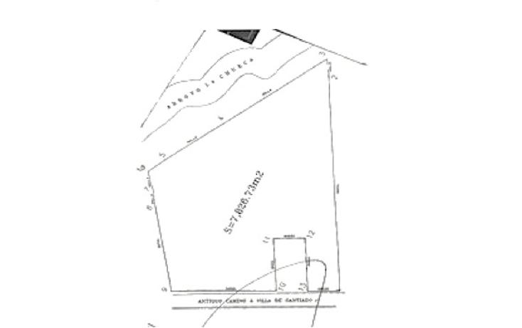 Foto de terreno habitacional en venta en  , el cerrito, santiago, nuevo le?n, 2011054 No. 01
