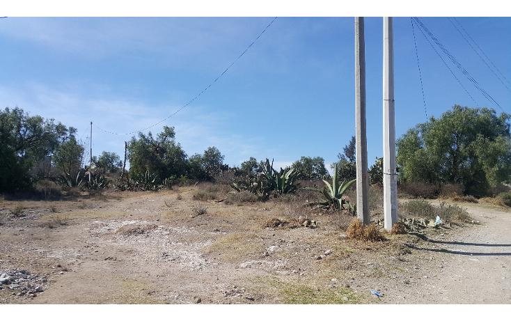 Foto de terreno habitacional en venta en  , el cerrito, zempoala, hidalgo, 1852156 No. 03