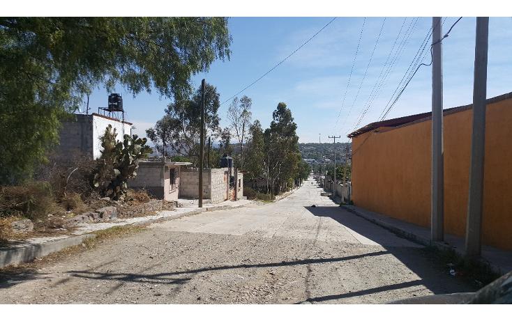 Foto de terreno habitacional en venta en  , el cerrito, zempoala, hidalgo, 1852156 No. 04