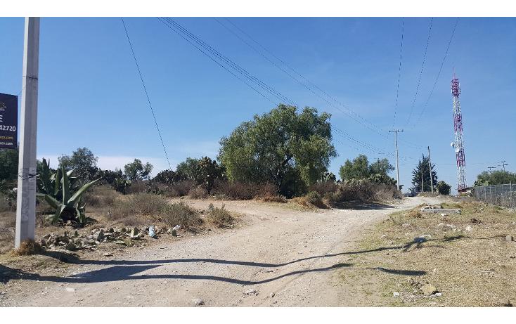 Foto de terreno habitacional en venta en  , el cerrito, zempoala, hidalgo, 1852156 No. 05