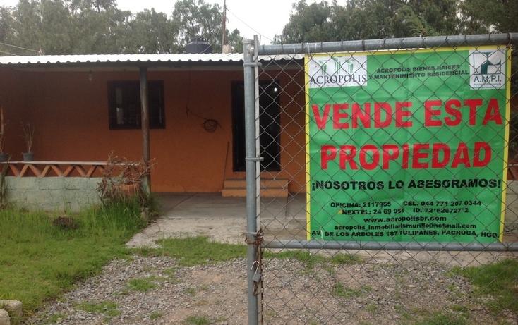 Foto de rancho en venta en  , el cerrito, zempoala, hidalgo, 448455 No. 01
