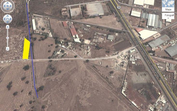Foto de terreno industrial en venta en, el chacón nuevo centro de población , mineral de la reforma, hidalgo, 1117425 no 03