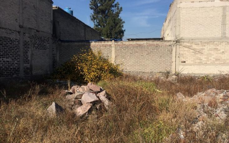 Foto de terreno habitacional en venta en  , el chamizal, ecatepec de morelos, méxico, 1713394 No. 06