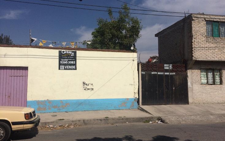 Foto de terreno habitacional en venta en  , el chamizal, ecatepec de morelos, méxico, 1713394 No. 08