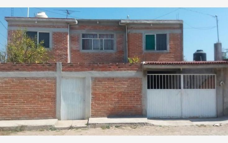 Foto de casa en venta en sin nombre , el chamizal, pedro escobedo, querétaro, 2703001 No. 01
