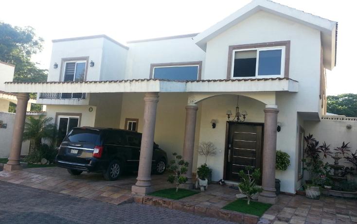 Foto de casa en venta en  , el charro, tampico, tamaulipas, 1292579 No. 01