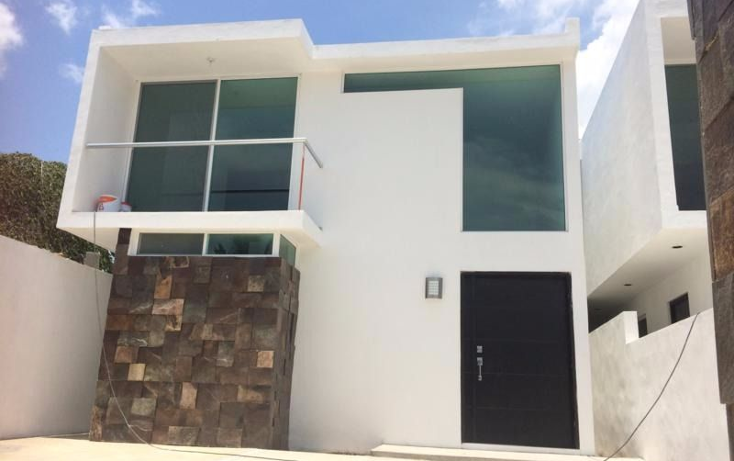 Foto de casa en venta en  , el charro, tampico, tamaulipas, 949015 No. 01