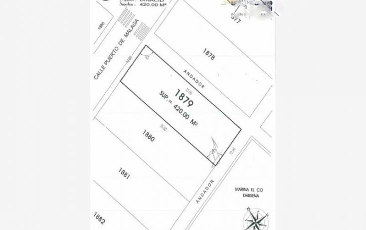 Foto de terreno habitacional en venta en, el cid, mazatlán, sinaloa, 1243685 no 05