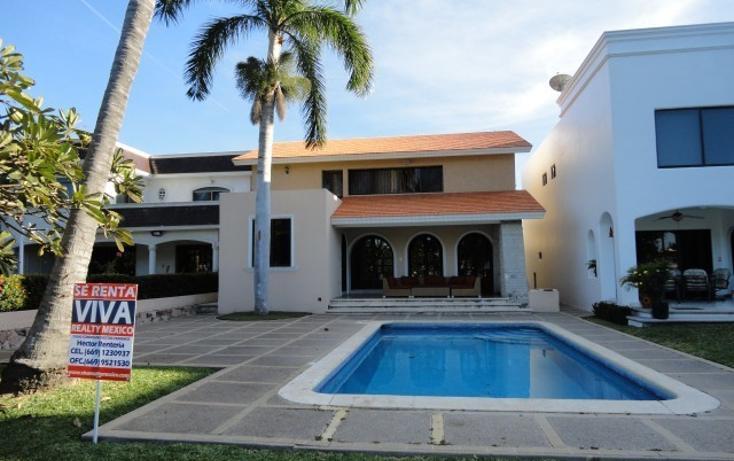 Foto de casa en renta en  , el cid, mazatlán, sinaloa, 1410061 No. 19