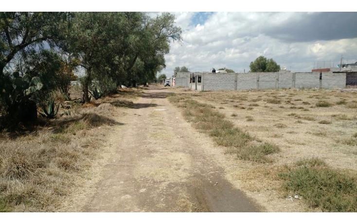 Foto de terreno habitacional en venta en  , el cid, tizayuca, hidalgo, 1289929 No. 02