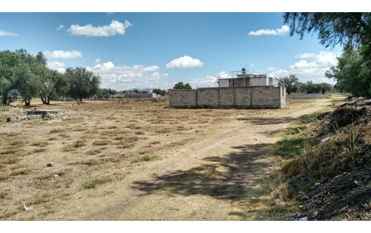 Foto de terreno habitacional en venta en  , el cid, tizayuca, hidalgo, 1289929 No. 07