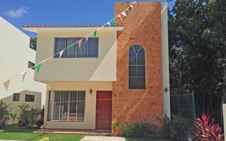 Foto de casa en venta en  , el cielo, solidaridad, quintana roo, 1067147 No. 01