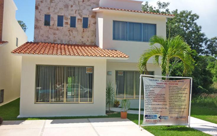 Foto de casa en venta en  , el cielo, solidaridad, quintana roo, 1096327 No. 01
