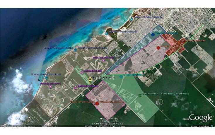 Foto de terreno comercial en venta en  , el cielo, solidaridad, quintana roo, 1246661 No. 04