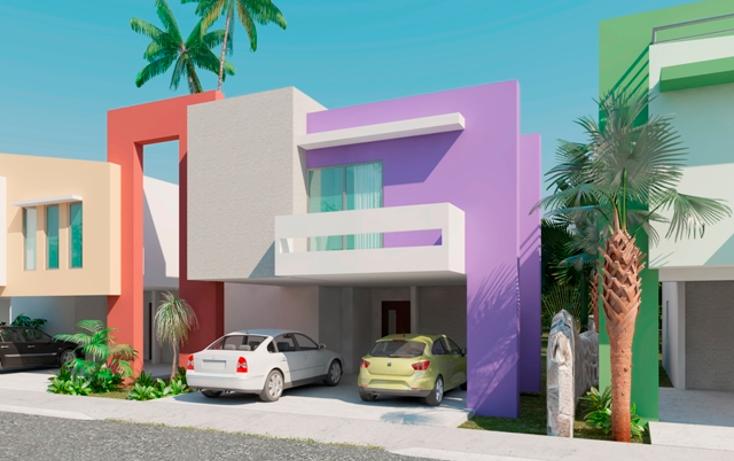 Foto de casa en venta en  , el cielo, solidaridad, quintana roo, 1296491 No. 02