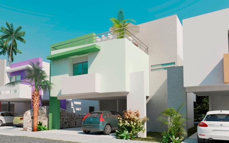 Foto de casa en venta en  , el cielo, solidaridad, quintana roo, 1296491 No. 04