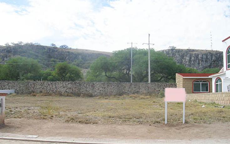 Foto de terreno habitacional en venta en  , el ciervo, ezequiel montes, quer?taro, 1775932 No. 01