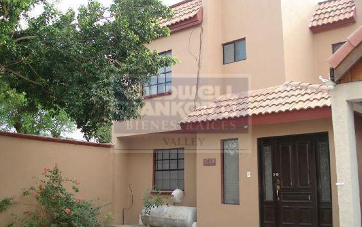 Foto de casa en renta en, el circulo, reynosa, tamaulipas, 1838690 no 01