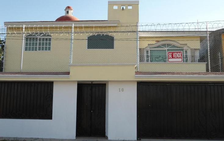 Foto de casa en venta en el colomo 10, real de santa anita, san pedro tlaquepaque, jalisco, 2694128 No. 01