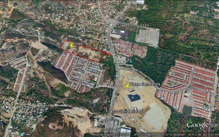 Foto de terreno comercial en venta en, el coloso infonavit, acapulco de juárez, guerrero, 1280533 no 01
