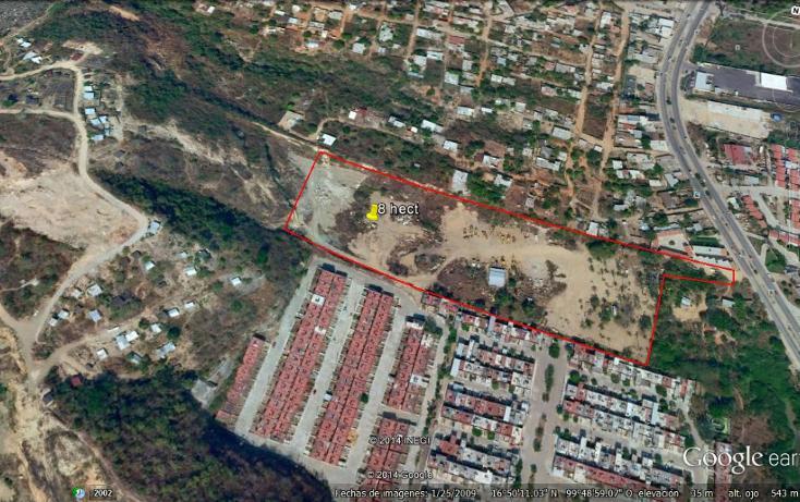 Foto de terreno comercial en venta en, el coloso infonavit, acapulco de juárez, guerrero, 1280533 no 02