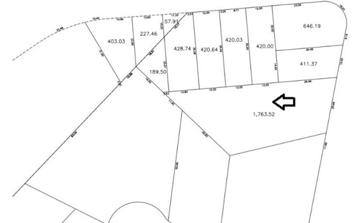 Foto de terreno habitacional en venta en, el conchal, alvarado, veracruz, 1618990 no 03