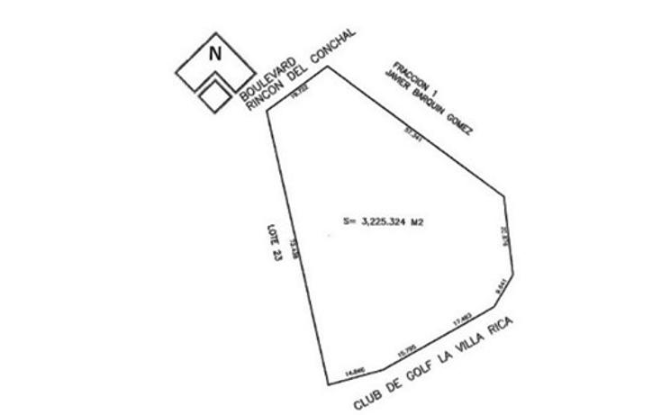 Foto de terreno habitacional en venta en  , el conchal, alvarado, veracruz de ignacio de la llave, 1095205 No. 03