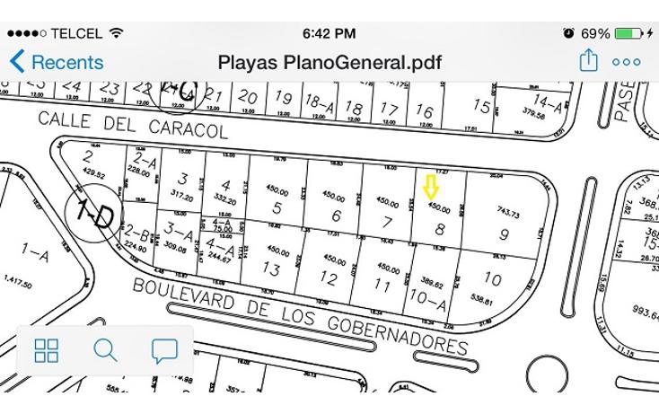 Foto de terreno habitacional en venta en  , el conchal, alvarado, veracruz de ignacio de la llave, 1374297 No. 05
