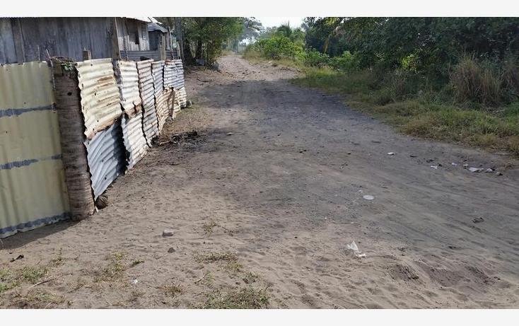 Foto de terreno habitacional en venta en  , el conchal, alvarado, veracruz de ignacio de la llave, 1705610 No. 02
