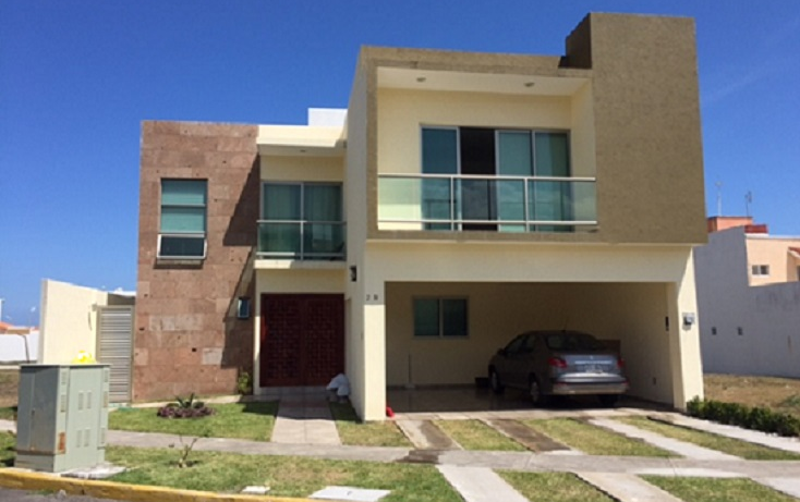 Foto de casa en venta en  , el conchal, alvarado, veracruz de ignacio de la llave, 2018250 No. 01
