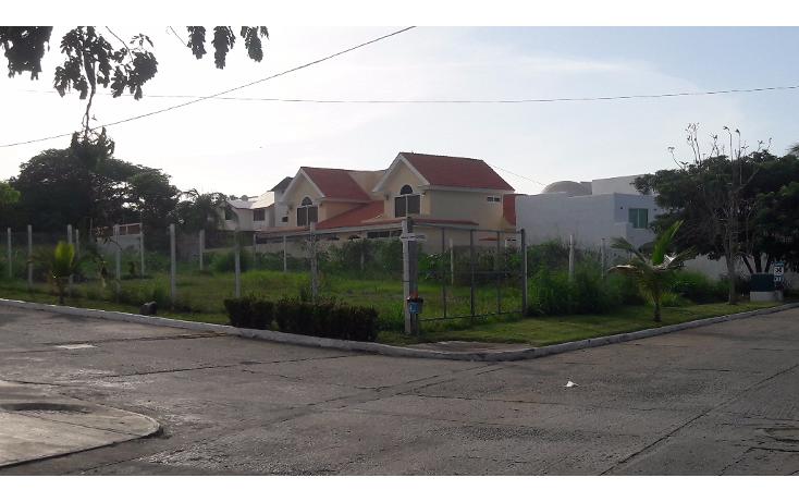 Foto de terreno habitacional en venta en  , el conchal, alvarado, veracruz de ignacio de la llave, 2037906 No. 01