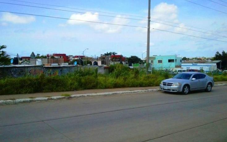 Foto de terreno comercial en renta en  , el conchi, mazatlán, sinaloa, 1341735 No. 02