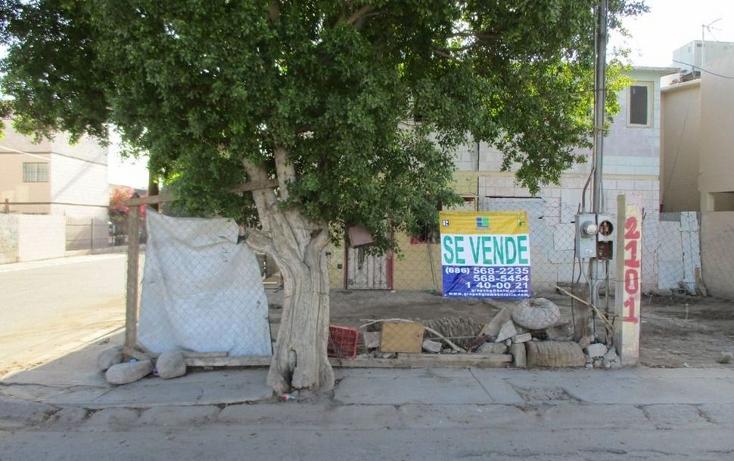 Foto de casa en venta en  , el c?ndor, mexicali, baja california, 1237881 No. 01