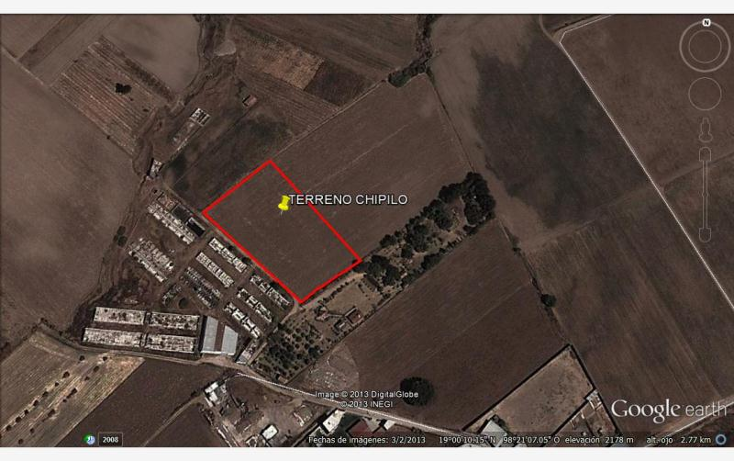 Foto de terreno comercial en venta en  125, chipilo de francisco javier mina, san gregorio atzompa, puebla, 379964 No. 01