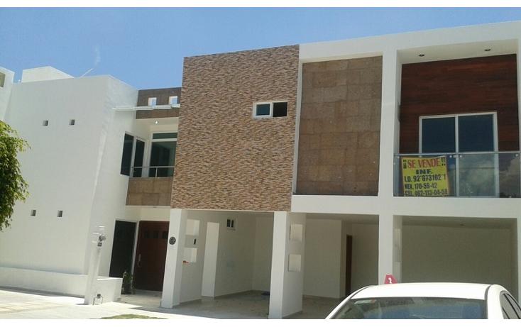 Foto de casa en venta en  , el cortijo, irapuato, guanajuato, 1202577 No. 01