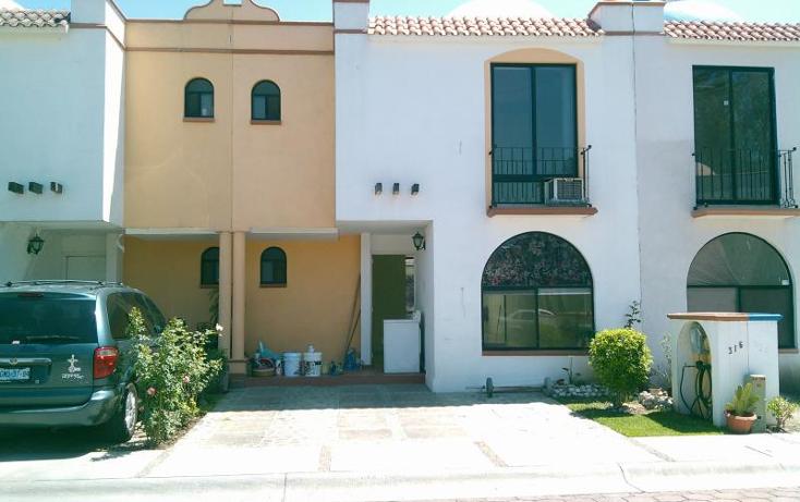 Foto de casa en renta en  ---, el cortijo, irapuato, guanajuato, 422664 No. 01